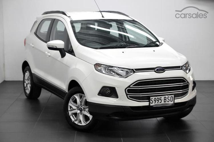 2015 Ford EcoSport Trend BK Manual & New u0026 Used Ford EcoSport cars for sale in Australia - carsales.com.au markmcfarlin.com