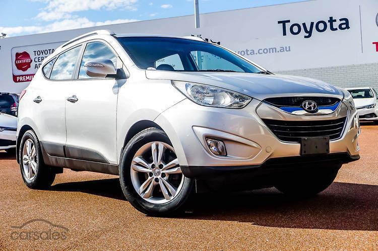Hyundai ix35 for sale perth