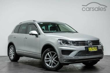 New Used Volkswagen Touareg Cars For Sale In Australia Carsales