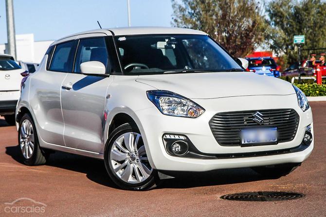 New Used Suzuki Swift Cars For Sale In Perth Western Australia