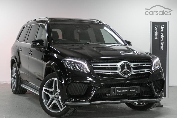 2017 Mercedes Benz GLS350 D Auto 4MATIC