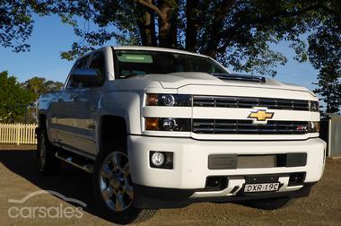 New Used Chevrolet Silverado Cars For Sale In Australia Carsales