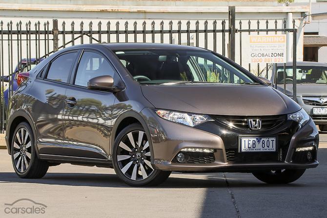 New Used Honda Civic Vti Ln Cars For Sale In Melbourne Victoria