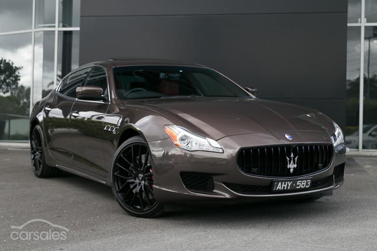 new & used maserati cars for sale in melbourne victoria - carsales