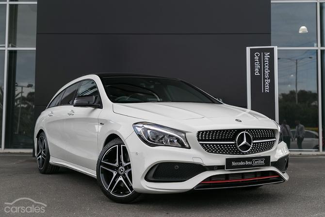 2017 Mercedes Benz Cla250 Sport Auto 4matic