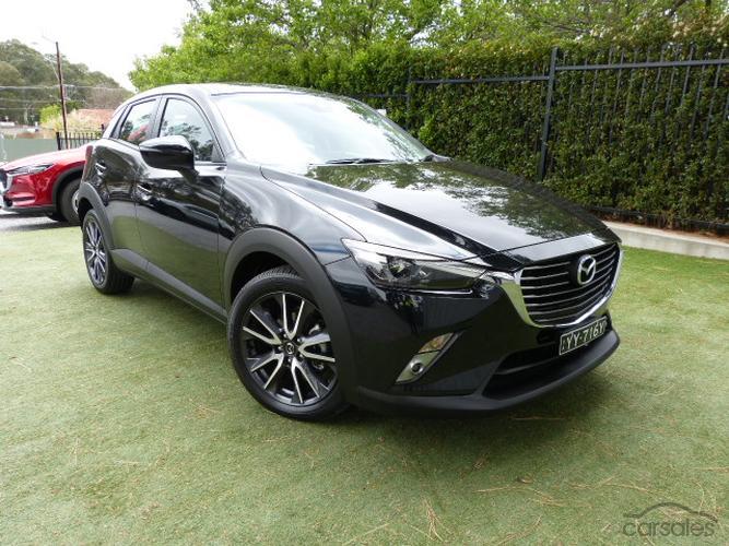 2017 Mazda CX 3 STouring DK Auto