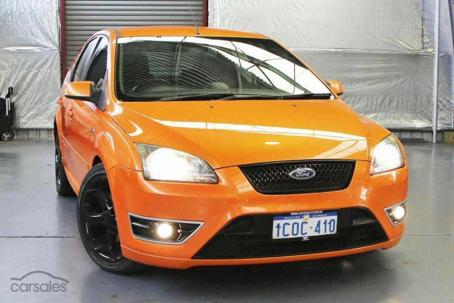 2007 Ford Focus Xr5 Turbo Lt Manual Oag Ad 16502707 Carsales Com Au