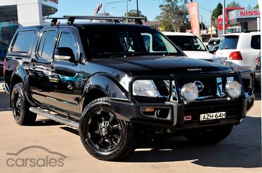 New used nissan navara cars for sale in australia carsales 2014 nissan navara st d40 series 7 auto 4x4 dual cab sciox Image collections