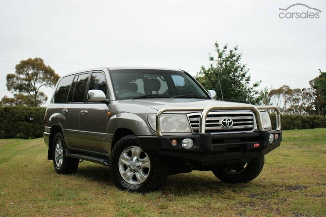 New Used Toyota Landcruiser Sahara Cars For Sale In Australia