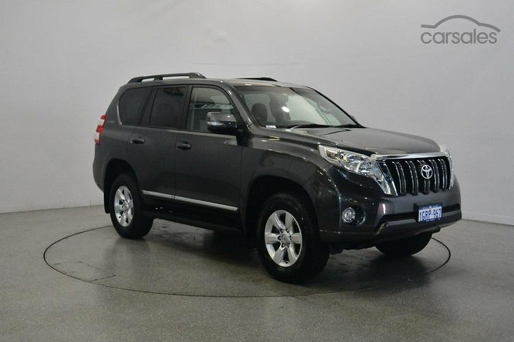 New Used Toyota Landcruiser Prado Cars For Sale In Perth Western