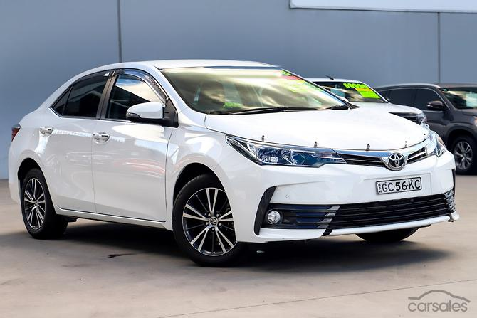 979a38bc7da8c5 New   Used Toyota Corolla cars for sale in Sydney West New South ...