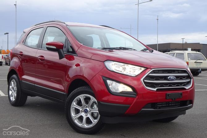 2017 Ford Ecosport Trend Bl Auto My18