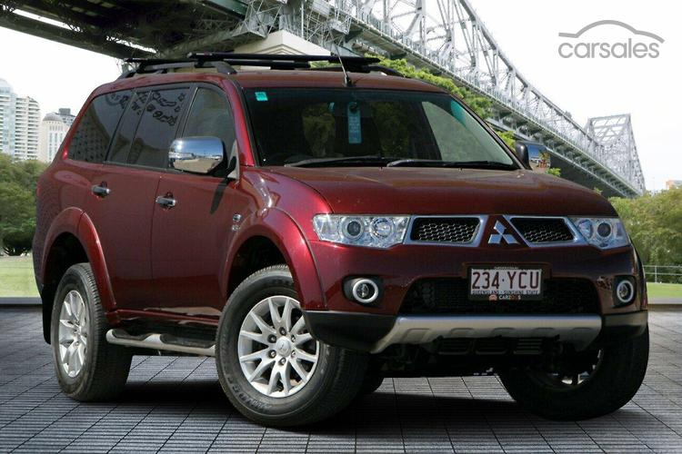 Used mitsubishi challenger for sale brisbane