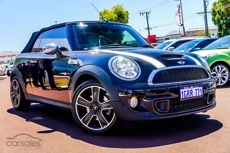 New Used Mini Convertible Cars For Sale In Perth Western Australia