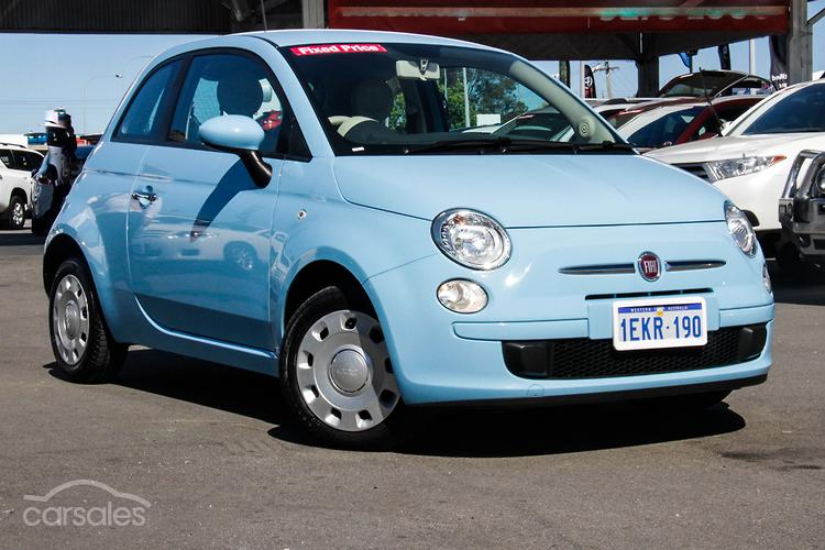 New Used Fiat 500 Cars For Sale In Australia Carsales Com Au
