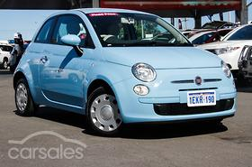 new used fiat 500 cars for sale in australia
