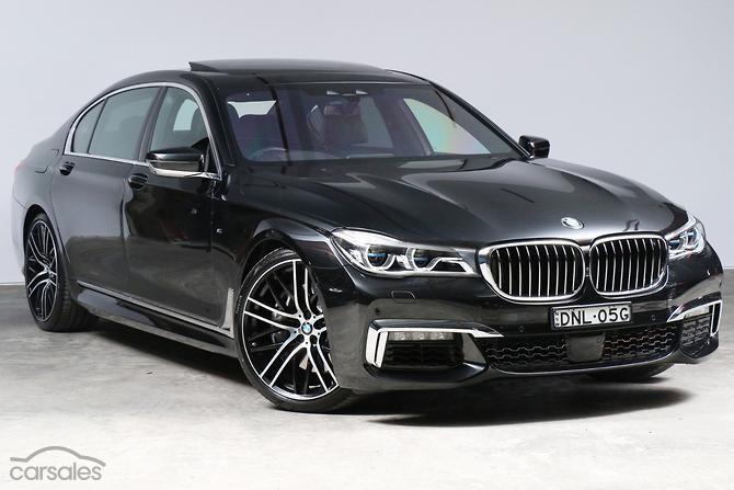 2016 BMW 750Li G12 Auto