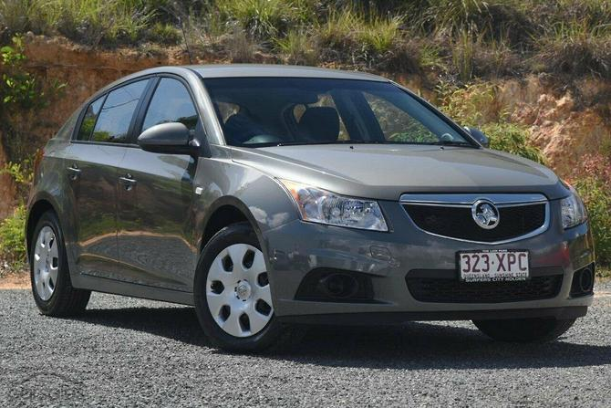 2017 Holden Cruze Cd Jh Series Ii Auto My12