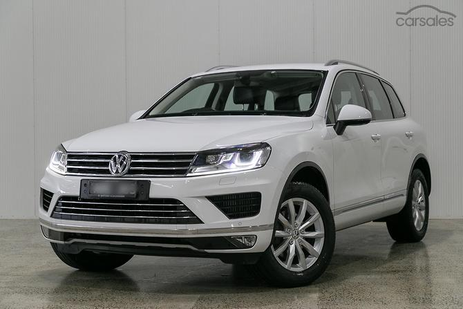 Volkswagen Touareg For Sale >> New Used Volkswagen Touareg White Cars For Sale In Victoria