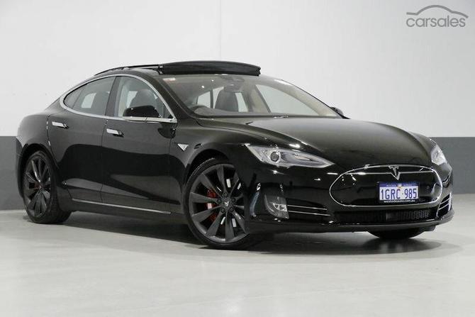 2017 Tesla Model S P85d Auto Awd