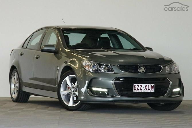 New used holden commodore cars for sale in australia carsales 2015 holden commodore sv6 vf series ii auto my16 sciox Gallery