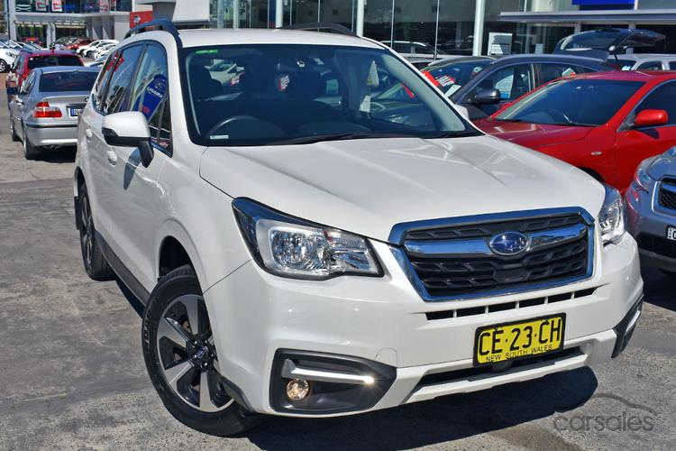 Buy used subaru forester
