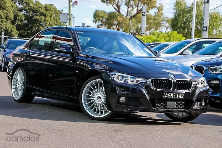 2017 BMW 330i M Sport F30 LCI Auto