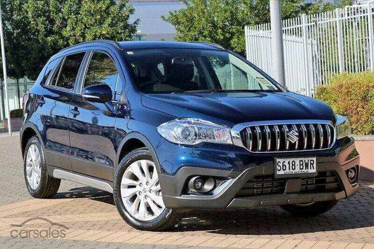 New Used Suzuki S Cross Suv Cars For Sale In Australia Carsales