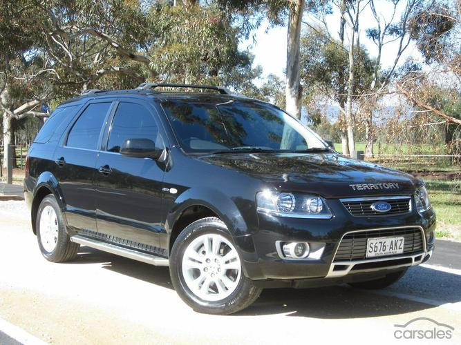 2011 Ford Territory TS Limited Edition SY MKII Auto AWD & New u0026 Used Ford Territory cars for sale in Adelaide South ... markmcfarlin.com