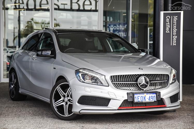A class mercedes for sale
