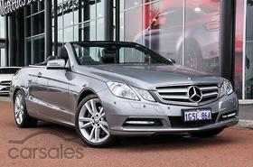 2017 Mercedes Benz E350 Blueefficiency Elegance Auto My12