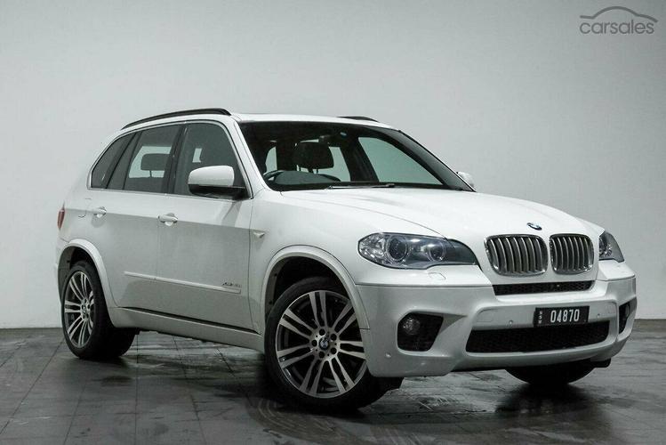 2012 BMW X5 XDrive40d Sport E70 Auto 4x4 MY12