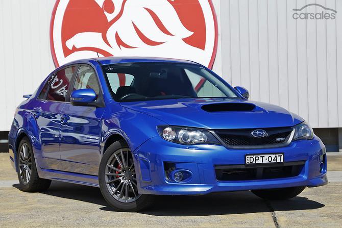 New  Used Subaru Impreza WRX cars for sale in Australia