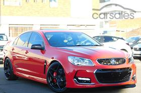New & Used Holden Commodore SS V Redline VF Series II Red