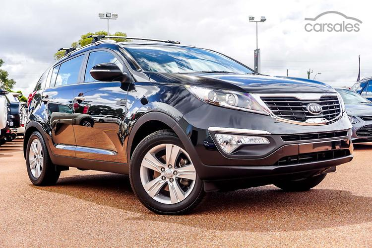 Beautiful 2013 Kia Sportage SLi Auto 4x4 MY13