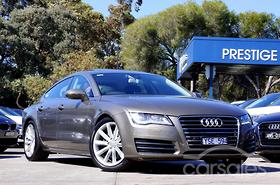 New Used Audi A7 Cars For Sale In Melbourne Victoria Carsales Com Au