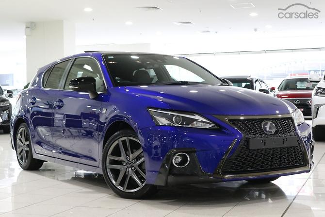 new & used lexus ct200h cars for sale in australia - carsales.au