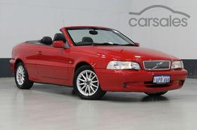 New used volvo convertible cars for sale in australia carsales 2000 volvo c70 t auto my00 sciox Image collections