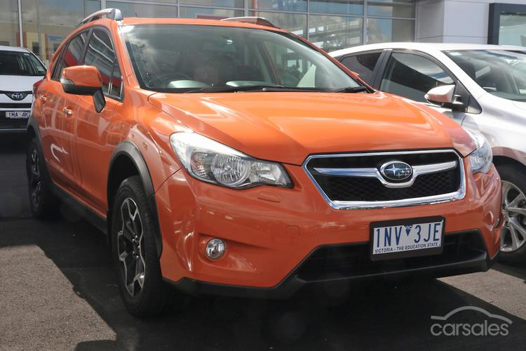 Subaru xv for sale victoria