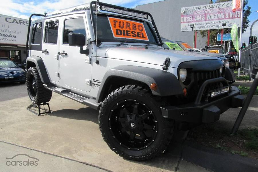 2008 Jeep Wrangler Unlimited Sport Auto 4x4 My08 Oag Ad 17331465