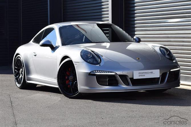 2017 Porsche 911 Carrera Gts 991 Auto My15