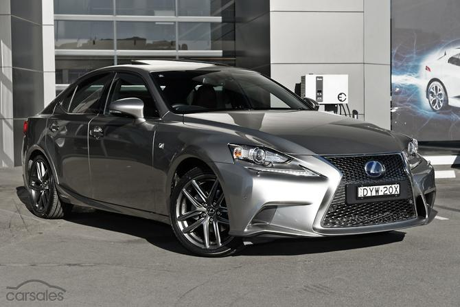 2017 Lexus Is300h Luxury Auto