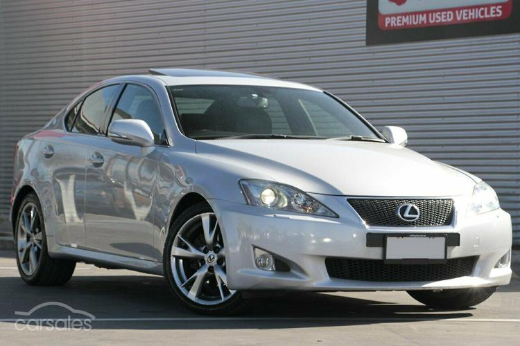 2010 Lexus IS250 F Sport Auto MY11