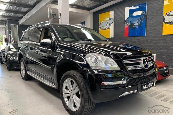 2010 Mercedes Benz GL350 CDI Luxury Auto 4x4 MY10