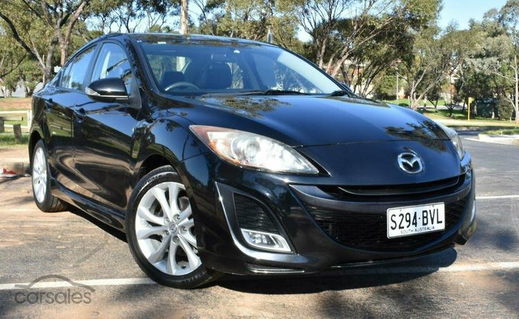 2009 Mazda 3 SP25 BL Series 1 Manual