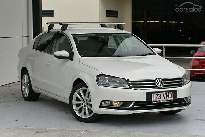 New Used Volkswagen Passat Cars For Sale In Australia Carsales