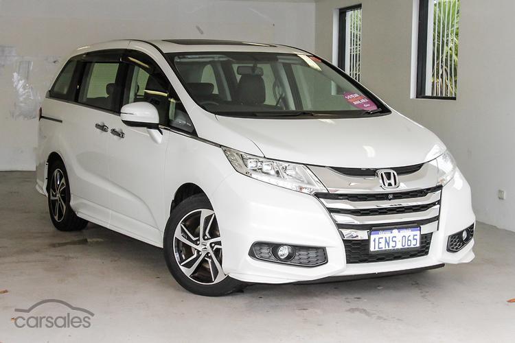 2013 Honda Odyssey VTi L Auto MY14