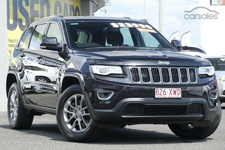 2013 Jeep Grand Cherokee Laredo Auto 4x2 MY14