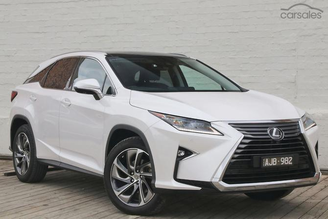 New Used Lexus Rx350 Cars For Sale In Blackburn Whitehorse City