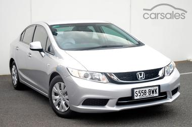 New Used Honda 4 Doors Cars For Sale In Australia Carsales Com Au